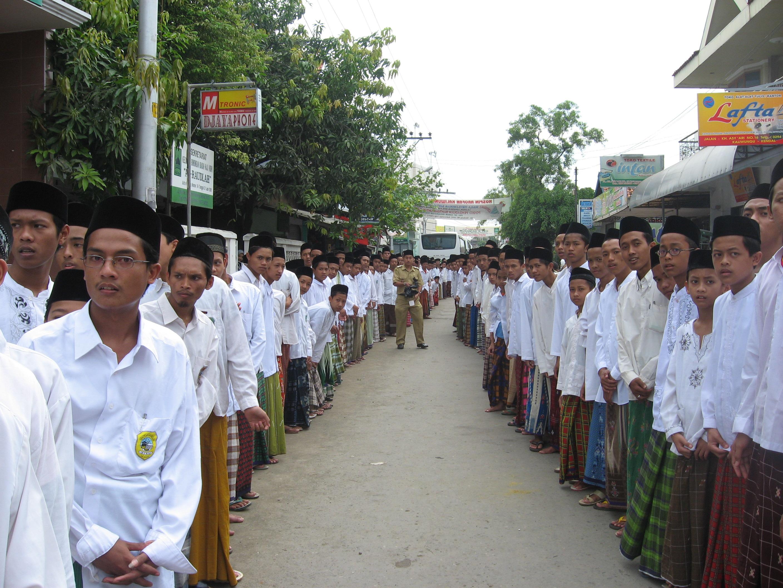 Kota-Kota Santri di Indonesia